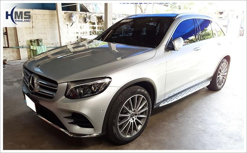 20171012 Mercedes Benz GLC250d_X253_front