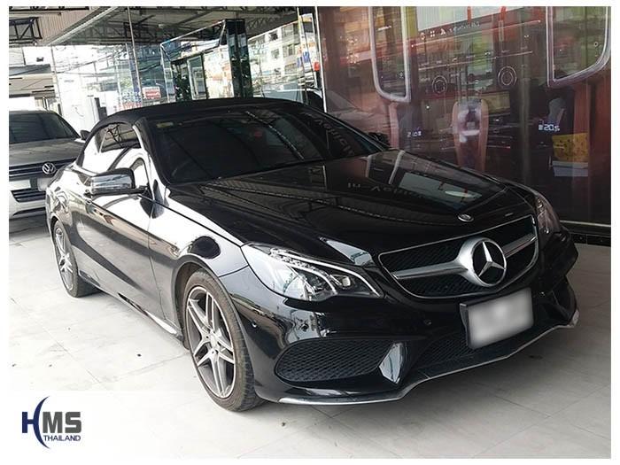 20180522 Mercedes Benz E200 Cabiolet_front