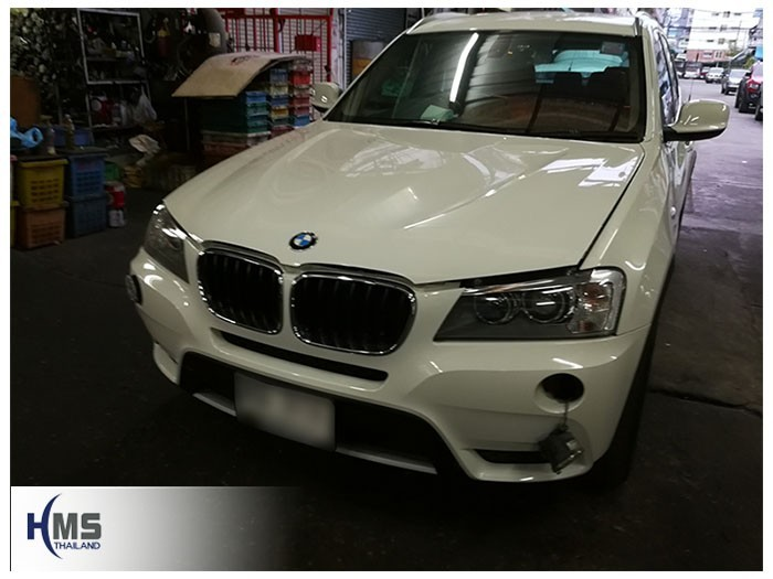 20171107 BMW X3 F25_front