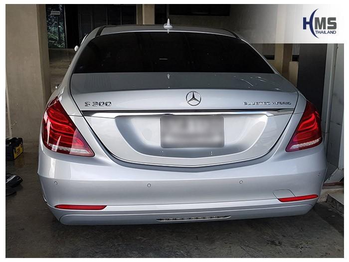 20180613 Mercedes Benz S300 W222_back,เบนซ์,เมอร์เซเดส,Benz,Mercedes,ทีวีติดรถยนต์,ติดรถยนต์ ,ทีวีในรถ ,ทีวีรถยนต์, ทีวีติดรถ ,ทีวีดิจิตอลรถยนต์ , tv ในรถยนต์ , tv tuner รถยนต์ ,ดิจิตอลทีวีในรถยนต์, tv digital รถยนต์ , จูนเนอร์ทีวีติดรถยนต์