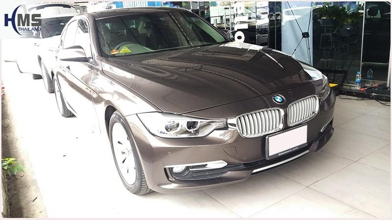 20180713 BMW 320d F30 front