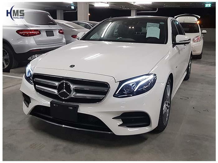 20170823 Mercedes Benz E350e_W213_front