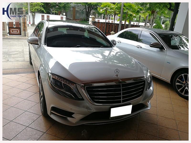 20180705 Mercedes Benz S300 W222_front