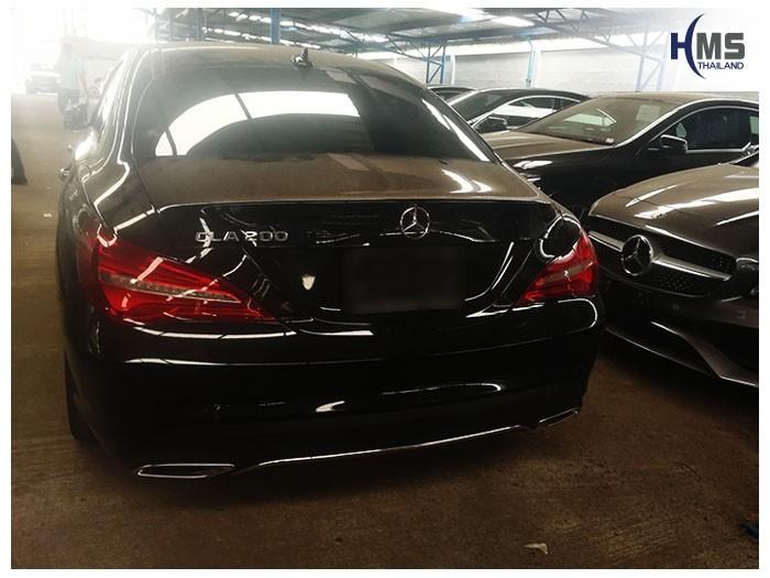 20171101 Mercedes Benz CLA200_C117_back