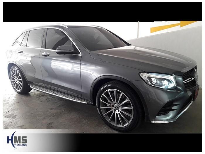 20180608 Mercedes Benz GLC250d_W253_front,ติดกล้องติดรถยนต์ Mercedes Benz GLC250d