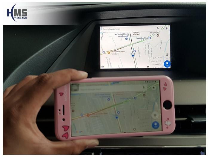 20171128 Lexus RXR270_Wifi box_Navigation