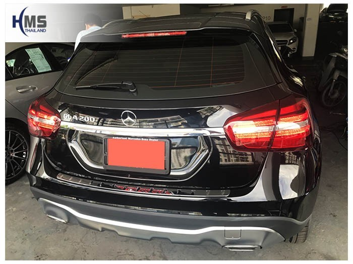 20180801 Mercedes Benz GLA200_W156_back,Benz, Mercedes ,เบนซ์ ,เมอร์เซเดส, ซาลูน,ราคาเบนซ์,facelift ,Brabus ,AMG ,Bluetec ,Hybrid,ไฮบริด