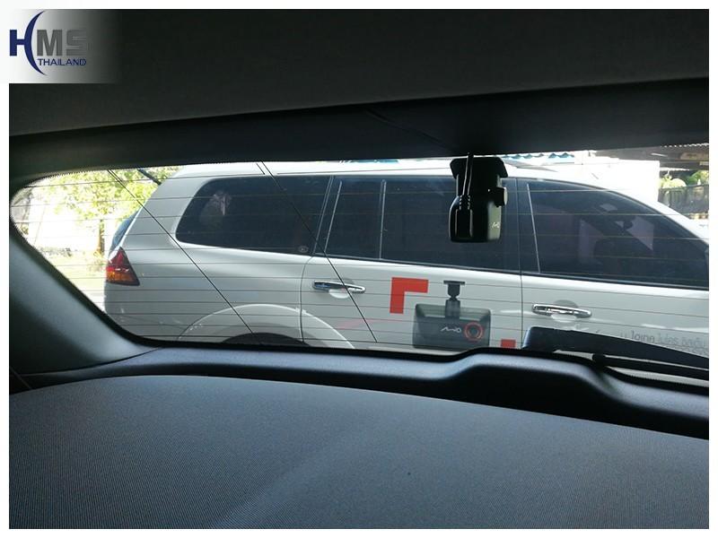 20181016 Mercedes Benz GLA200 W156_DVR_Mio_MiVue_A30,กล้องติดรถยนต์,กล้องติดหน้ารถ,กล้องหน้ารถ,Mio,กล้องบันทึกเหตุการณ์ ,กล้องบันทึก, กล้องวีดีโอ, DVR, Driving Video recorder