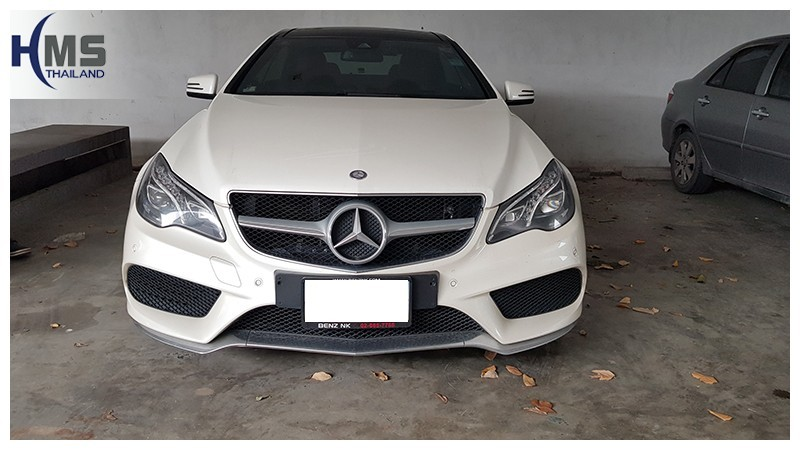 20181018 Mercedes Benz E250 W212 ด้านหน้า