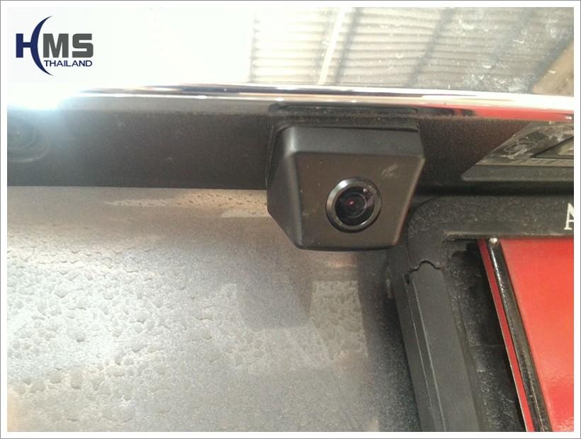 20170721 Mercedes Benz B180 W246_Rear Camera