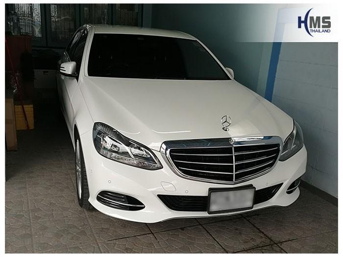 20180830 Mercedes Benz E200_W212_front,รถ Mercedes Benz