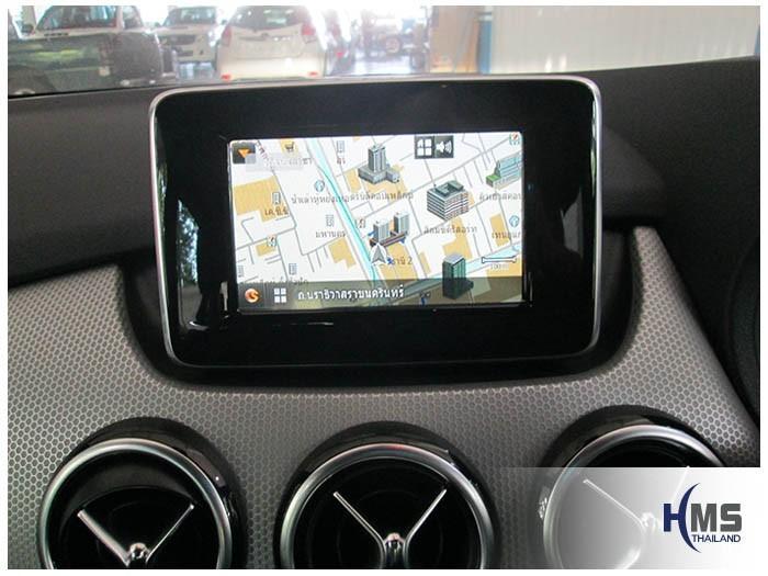 20150420 Mercedes Benz B200_W246_navigation box_TC5000