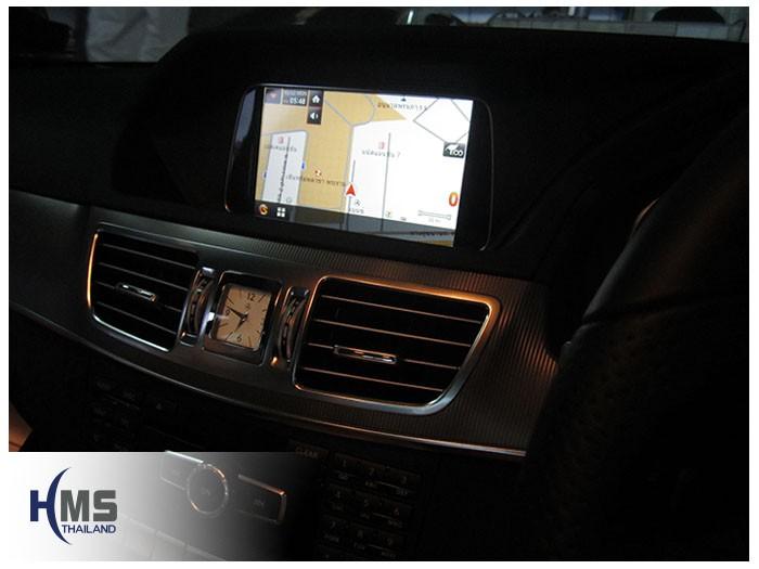 20150112 Mercedes Benz E200 W212_Navigation box_TC5000