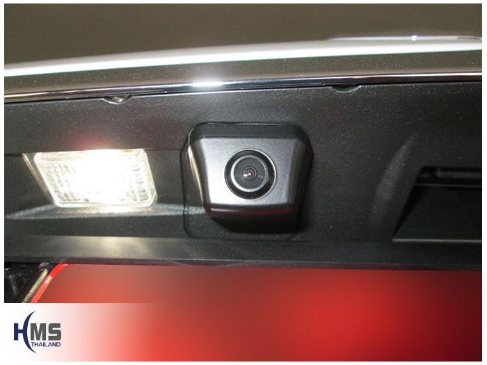 20150302 Mercedes Benz E200 W212_Rear camera