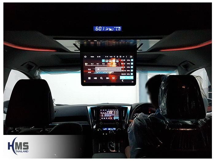 20180509 Toyota Alphard_Roof Monitor_Alphard_13.3_Multi_view