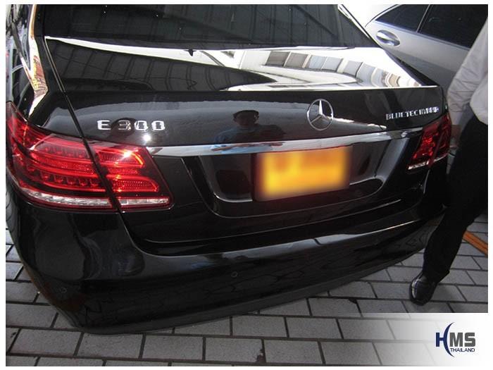 20150221 Mercedes Benz E300_W212_back