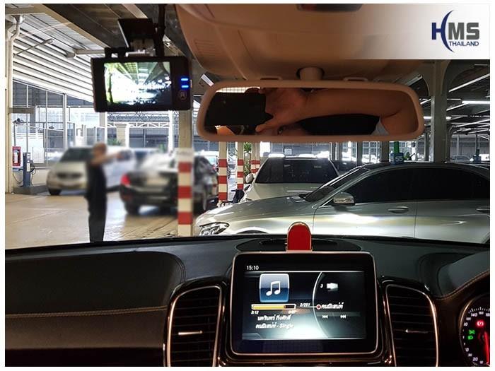 20180108 Mercedes Benz GLE250d_W166_DVR_Thinkware_QX800_front