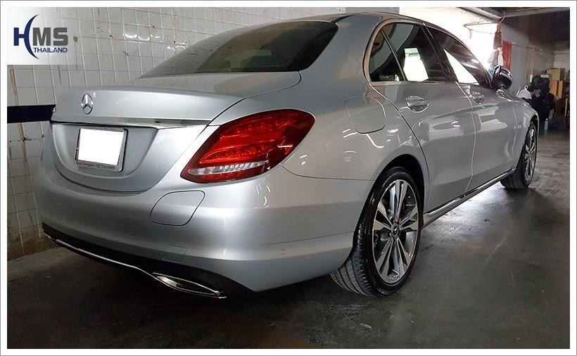 20180317 Mercedes Benz E350e_W213_back