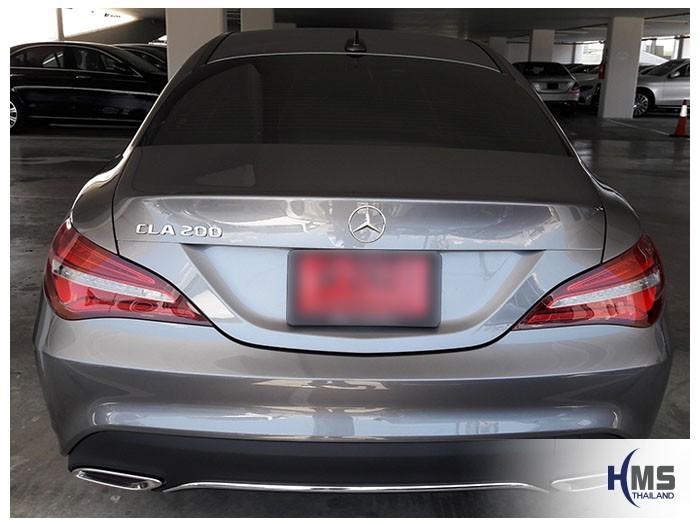 20180516 Mercedes Benz CLA200_C117_back