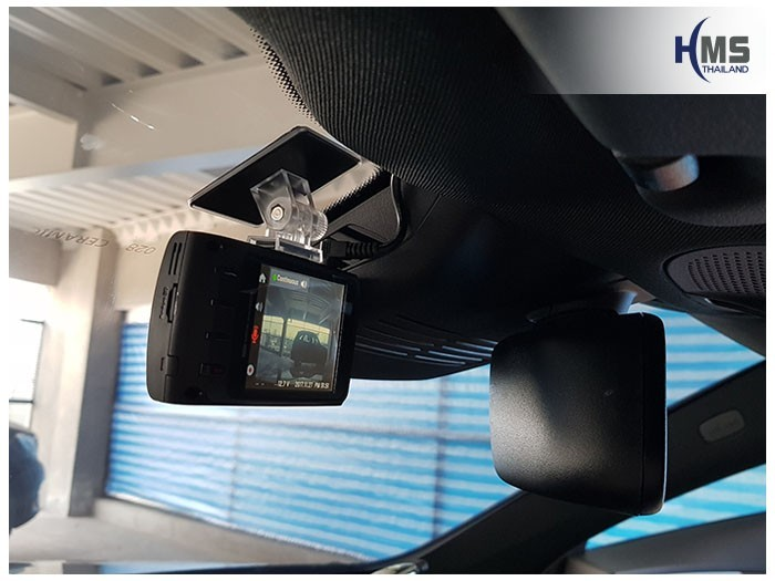 20171127 Mercedes Benz C250_W205_DVR_Thinkware_X330_side