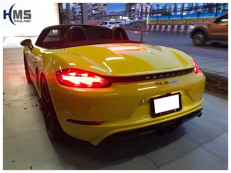 20181003 Porsche Boxster,Porsche, ปอร์เช่, รถพอร์ช มือสอง, รถพอร์ช , ปอร์เช่ คาเยนน์,ราคารถปอร์เช่ ป้ายแดง, ปอร์เช่ เคย์แมน ,ปอร์เช่ 718 ,porsche Thailand gps
