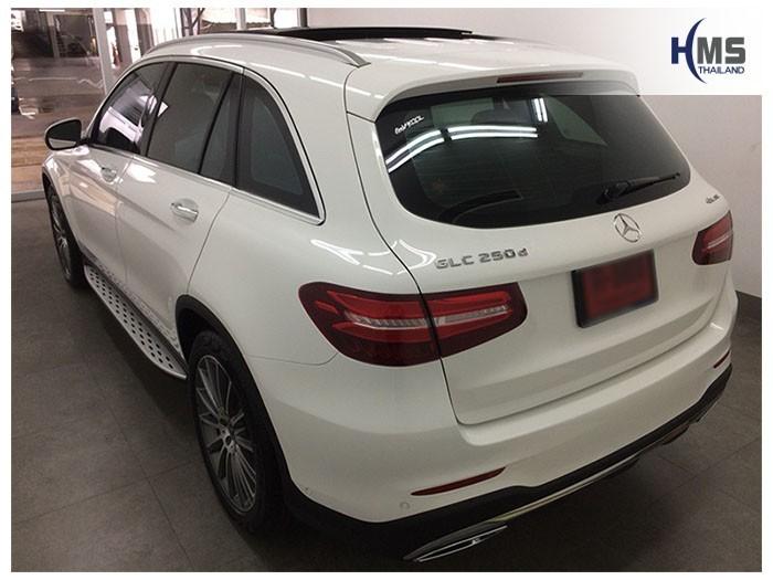 20180825 Mercedes Benz GLC250d_W253_back,ภาพท้ายรถ Mercedes Benz GLC250d W253,Benz, Mercedes ,เบนซ์ ,เมอร์เซเดส, ซาลูน,ราคาเบนซ์,facelift ,Brabus ,AMG ,Bluetec ,Hybrid,ไฮบริด