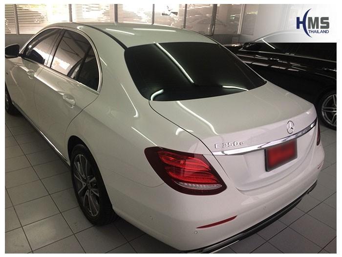 20180825 Mercedes Benz E350e_W213_back,Benz, Mercedes ,เบนซ์ ,เมอร์เซเดส, ซาลูน,ราคาเบนซ์,facelift ,Brabus ,AMG ,Bluetec ,Hybrid,ไฮบริด,