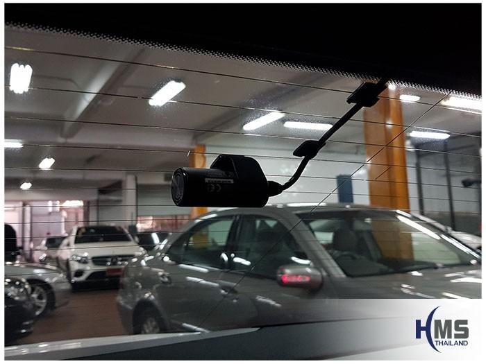 20170912 Mercedes Benz E350e_W213_DVR_Thinkware_X550_rear