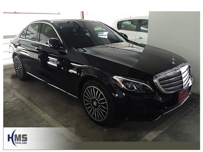 20171118_Mercedes Benz C350_W205_front