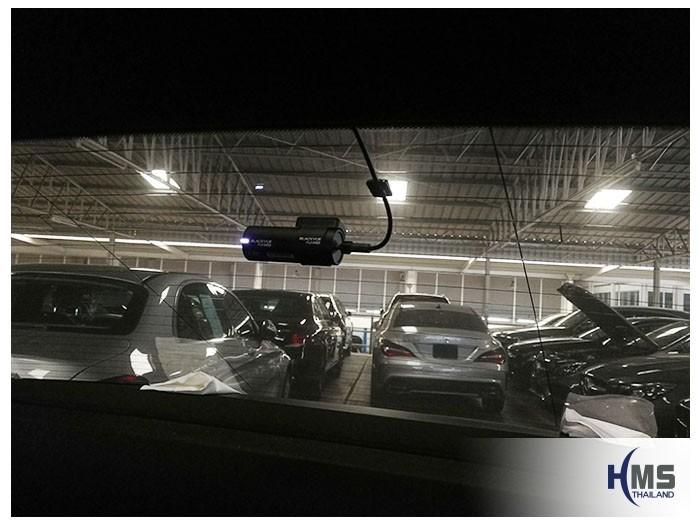 Mercedes Benz E350e W213 (กล้องติดรถยนต์ BlackVue DR750s 2CH)