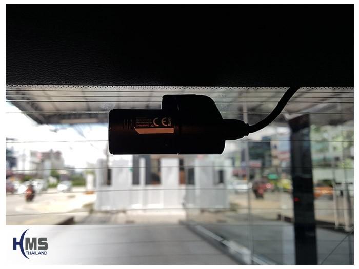 20180605 Porsche Cayenne_DVR_Thinkware_F800_Pro_rear,กล้องบันทึก,กล้องหน้ารถ,กล้องติดรถยนต์