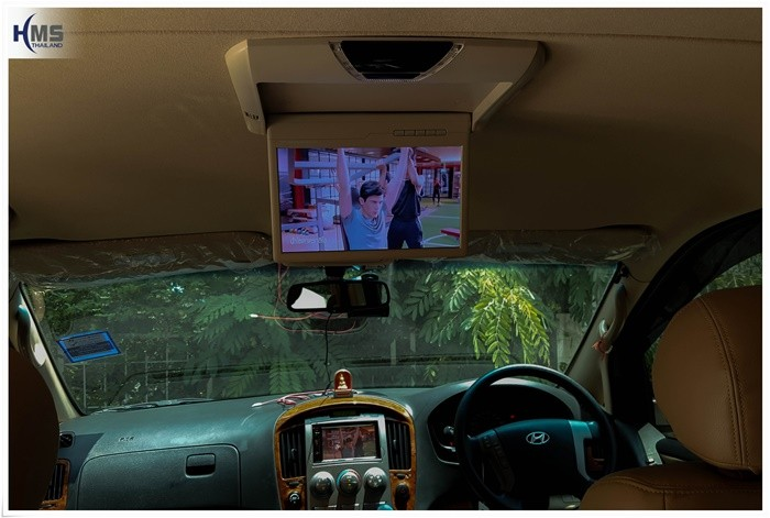 TV Tuner on Roof Monitor