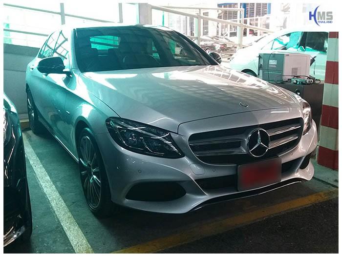 20170801 Mercedes Benz C350 W205_side