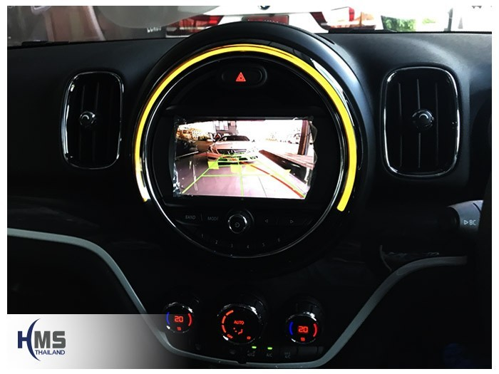 20180517 Mini Countryman_Rear camera_View