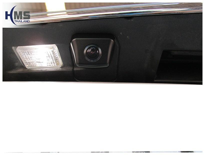กล้องมองหลัง, Rear Camera, กล้องหลังติด  Benz E300