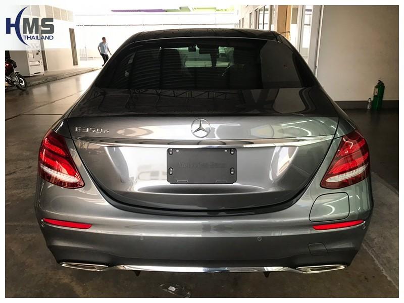 20181017 Mercedes Benz E350e_W213_back,Benz, Mercedes ,เบนซ์ ,เมอร์เซเดส, ซาลูน,ราคาเบนซ์,facelift ,Brabus ,AMG ,Bluetec ,Hybrid,ไฮบริด
