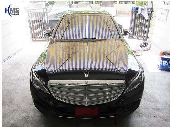 20150420 Mercedes Benz C180 W205_front