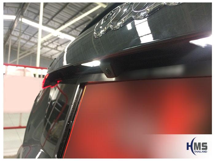 20180924 Audi TT Rear camera,ภาพกล้องถอยด้านหลังรถ Audi TT