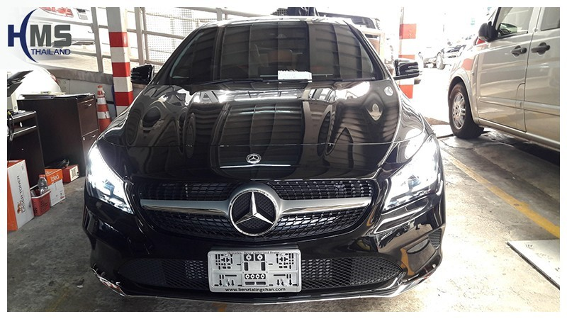 20181016 Mercedes Benz CLA200 C117