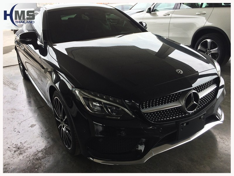 20180714 Mercedes Benz C250 W205_front