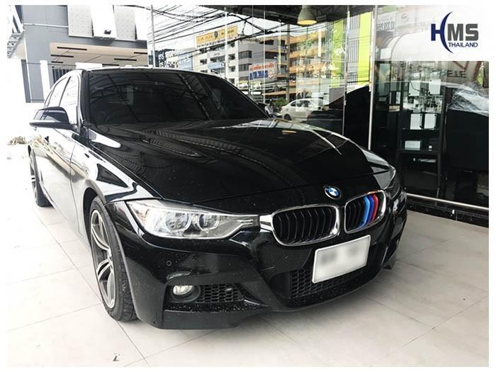 20180609 BMW 320d_F30_front,ติดกล้องถอยหลังรถ BMW 320d,F30,Bmw, รถบีเอ็ม, บีเอ็มดับบลิว, บีเอ็มดับเบิ้ลยู, บีเอ็มบลิว ,บีเอ็ม ,ราคาบีเอ็ม