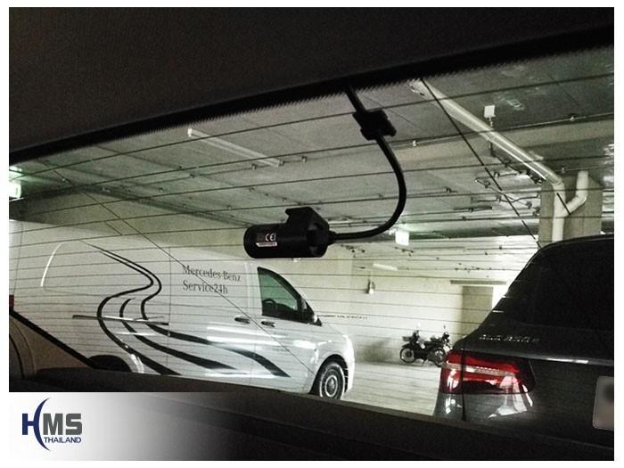 20180530 Mercedes Benz_E350e_W213_DVR_Thinkware_F800_Pro_rear