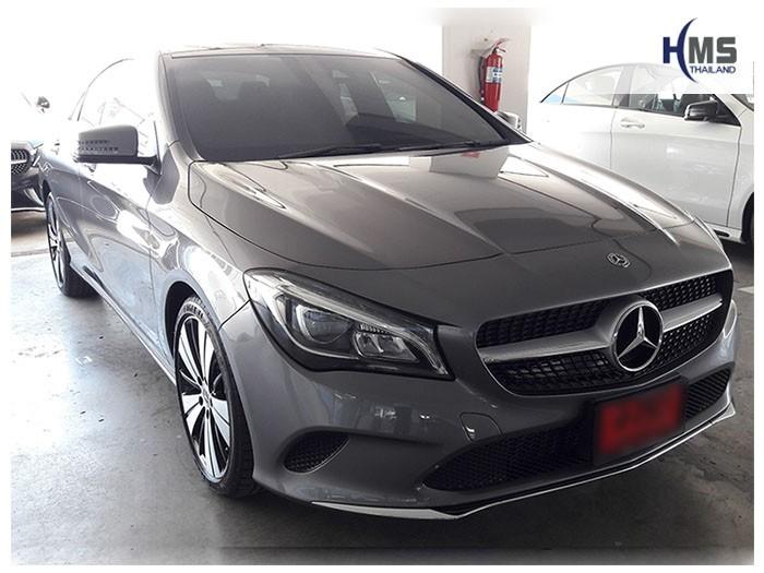 20180516 Mercedes Benz CLA200_C117_front