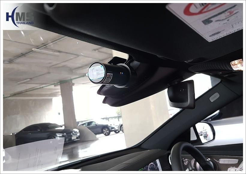 20170726 Mercedes Benz C350e_W205_DVR_BlackVue_DR650S_front