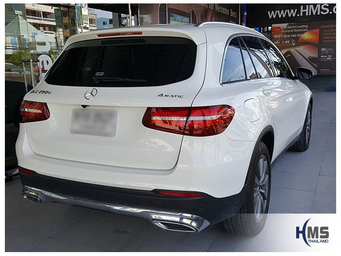 20180524 Mercedes Benz GLC250d_W253_back,ท้ายรถ Mercedes Benz GLC250d