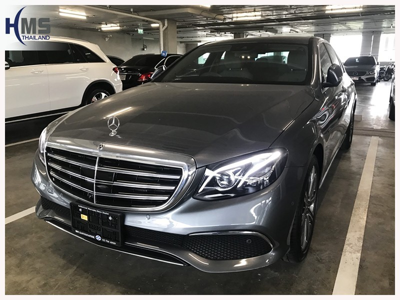 20180723 Mercedes Benz E350 W213