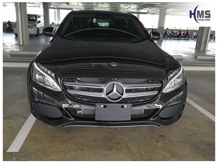 20171109 Mercedes Benz C350_W205_front2