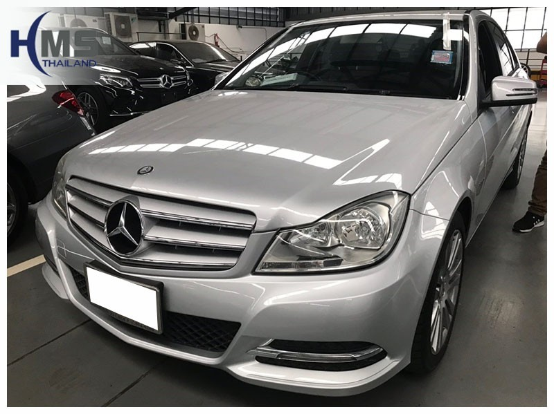 20181213 Mercedes Benz C200 W205