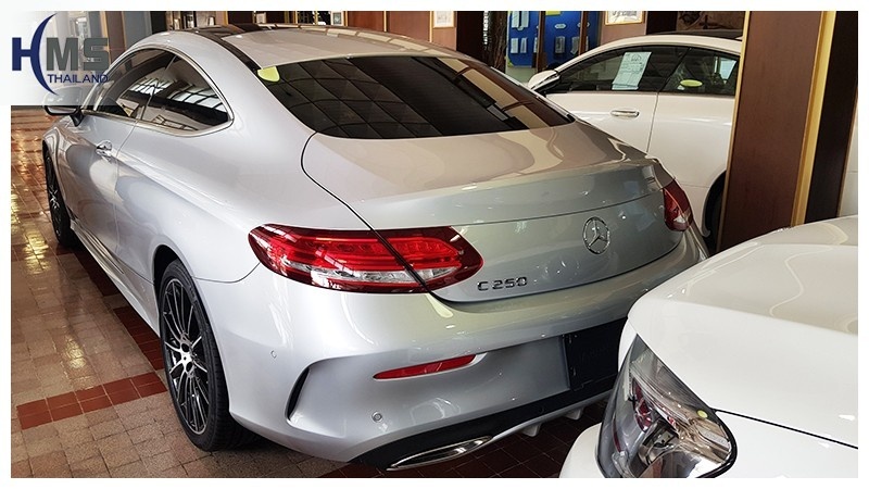 20181002 Mercedes Benz C250 Coupe