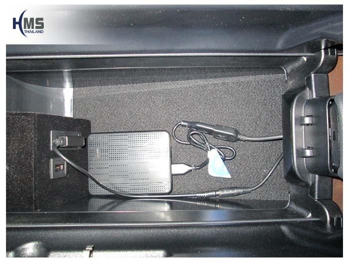 20150302 Mercedes Benz E200 W212_Navigation box_TC5000_USB c
